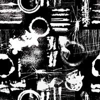 Grunge textuur naadloze patroon