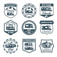 Recreational Vehicle Emblems