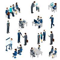 Set di processi di reclutamento