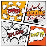 Comic-Boom-Set