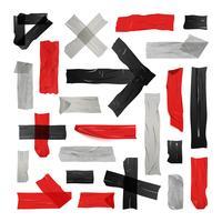 Set nastri adesivi colorati