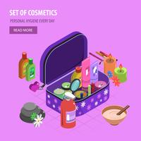 Bodycare Bag Isometric