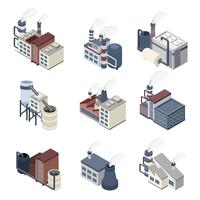 Building Industry Isometric