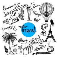 Travel Doodle Set