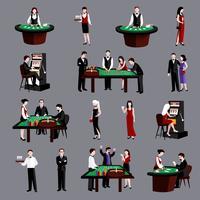 Människor I Casino
