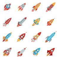 Rakettikoner Set