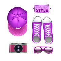 Conjunto Hipster Gumshoes