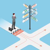 Composição de inicialização de negócios