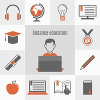 Elearning Icon Set