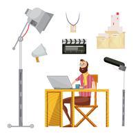 filmregissörsuppsättning