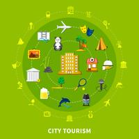 City Tourism Design Concept