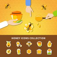 Honey And Hands Composition