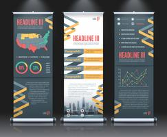 Rollup Banner Set Template