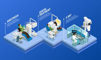 Dentistry Isometric Template