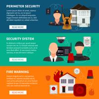 Home Security horizontale Banner