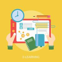 E-Learning Konzeptionelle Darstellung