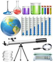 Set of science tool