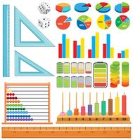 Ensemble d'élément mathématique