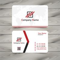 Simple Business Card vector