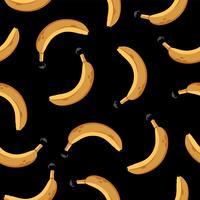 Banaan naadloos patroon