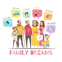 Family Dreaming Design Concept