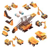 Extractive Equipment Isometric Set