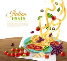 Pasta Concept Poster