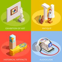 Antique Museum Design Concept