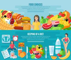 Healthy food low fat diet