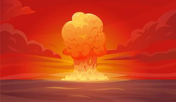 Nuclear Explosion Composition