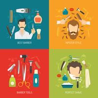 Servicio de peluquería plana