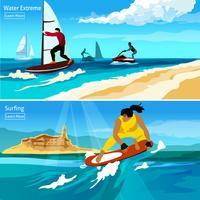 Wasser Extreme Kompositionen