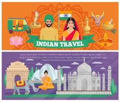 Indian Travel Banners