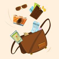Tourist Bag Concept