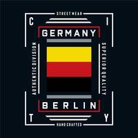 tipografía auténtica división de berlín