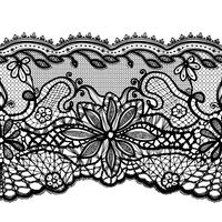 Vector Lace Doily. Can be used for packaging, invitations, and template