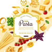 Pasta decoratief frame