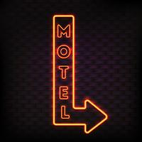 Luminous Motel Marker Composition