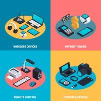 Concept de design de la télécommande