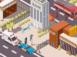 Composición del servicio de rescate