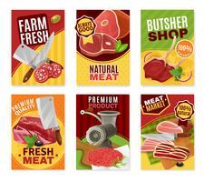 Butcher Banners Set