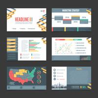 Presentation Templates Banner Set