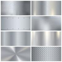 Metal Texture Realistic 3D Samples Collection