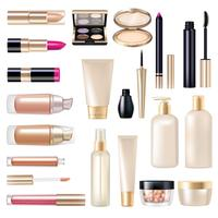 Makeup Items Super Set