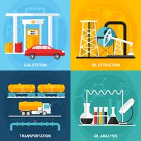Oil Gas Industry Compositions