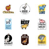 Mat Logos Set