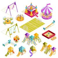 Playground Isometric Collection