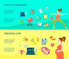 Set de composiciones de embarazo