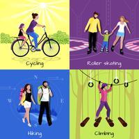 Active Leisure Concept
