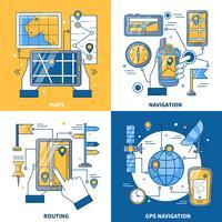 Navegación 2x2 Design Concept